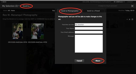 send to photographer copy